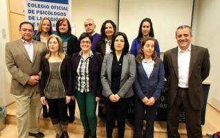 Nueva junta directiva del Colegio Oficial de Psicólogos de la Región - La Opinión de Murcia