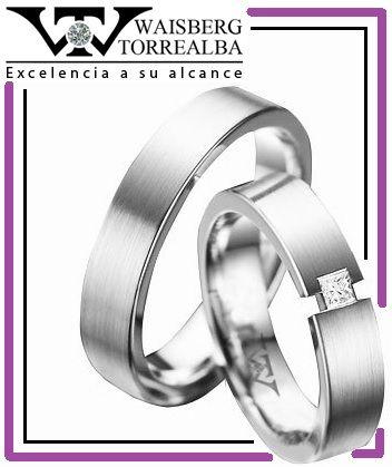 A la hora de tomar una decisión tan crucial , elige #argollas de #Matrimonio con garantía de por vida. En #joyasWT te damos esa garantía!.