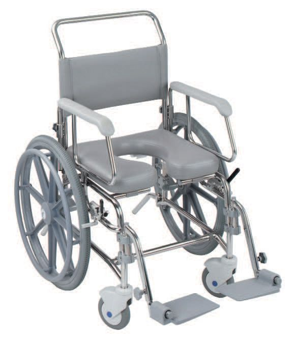 Transaqua Lightweight Wheelchair Shower Chair Have A Shower