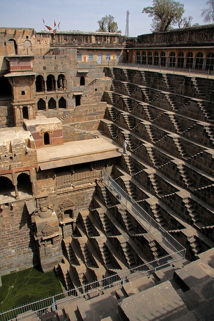 Incredible Stairs in Chand Baori  India 50 best Chand Baori India images on Pinterest   In india  . Most Beautiful Architecture In India. Home Design Ideas