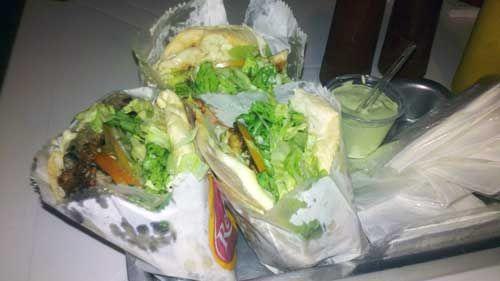 Red Burger - Sanduíches
