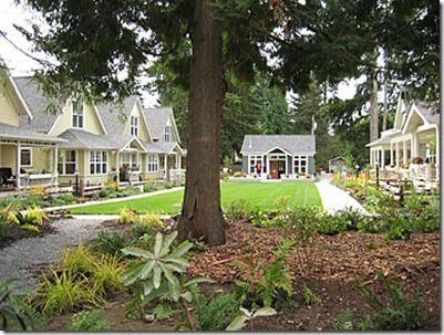 49202cd3b9d098b5d98e0bd17b3b44ce  beach houses tiny houses - 35+ Small House Home Compound Design Gif