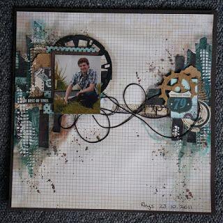 Artfull Crafts: Time Machine