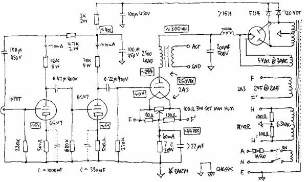 Picture of HOW TO READ CIRCUIT DIAGRAMS