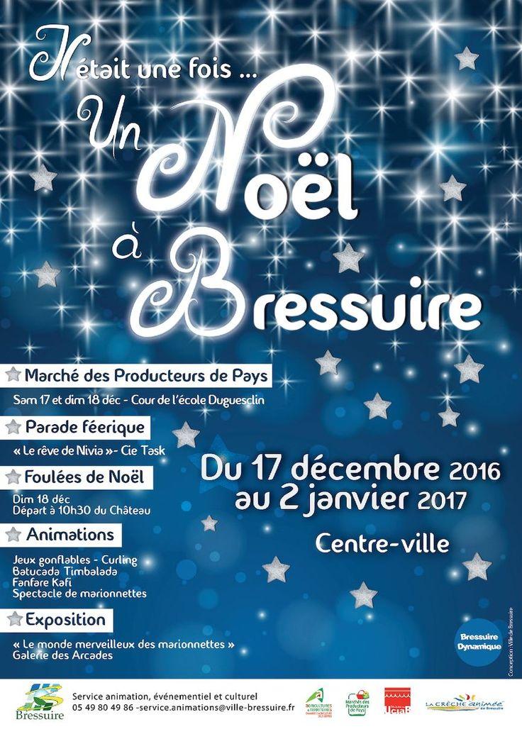 J-10 avant les festivités de Noël à Bressuire