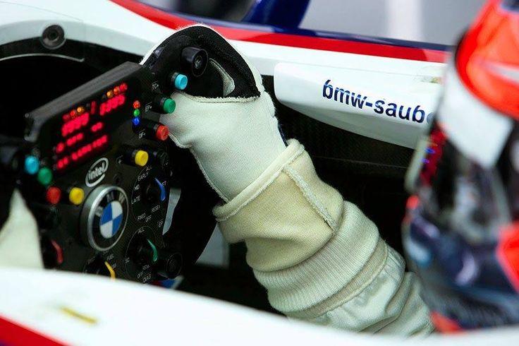 Robert Kubica. 2007. BMW Sauber. BMW Sauber F1.07