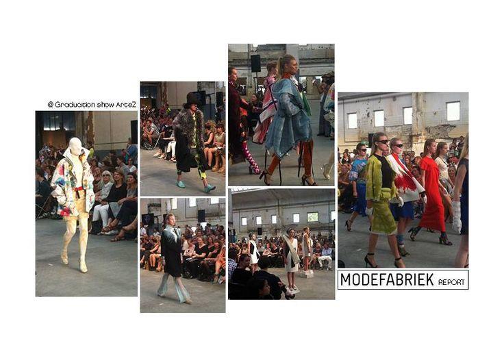 Graduation show Modefabriek
