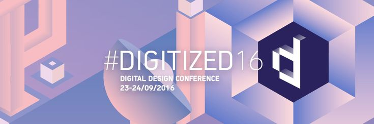 PF Dekka Pro | Digitized 2016, Digital design conference | Website