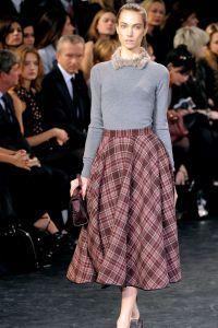 Широкие юбки 3