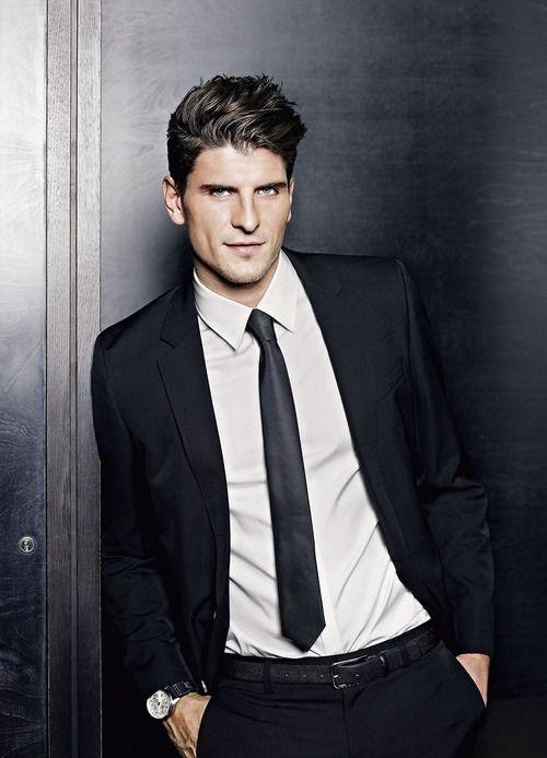 Mario Gomez, German soccer player
