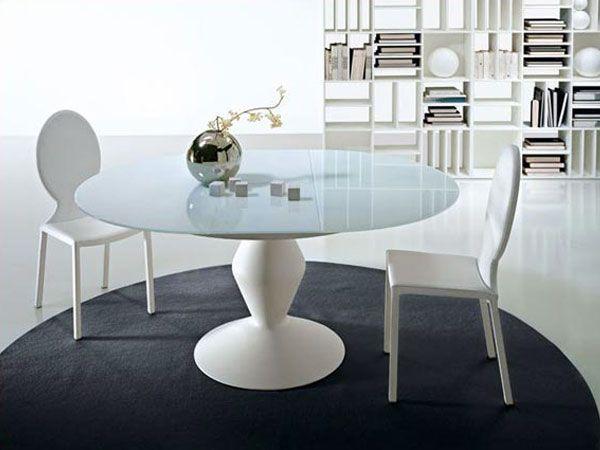 47 best images about tavoli on pinterest | toronto, artistico and ... - Tavolo Rotondo Allungabile