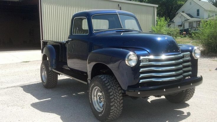 pic 1950 chevy 4x4 i owne this setup i will build it soon autos pinterest chevy 4x4. Black Bedroom Furniture Sets. Home Design Ideas