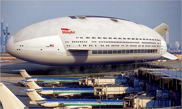 The US Flying Luxury Hotel