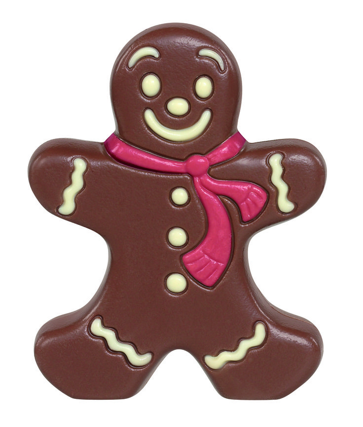 Leonidas Chocolate Gingerbread Man at: www.leonidas-chocolate.com