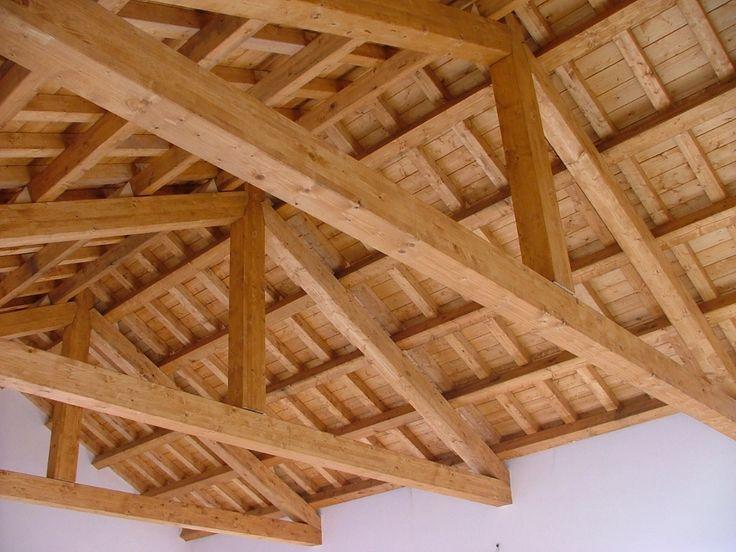 Tetto in legno - Catania