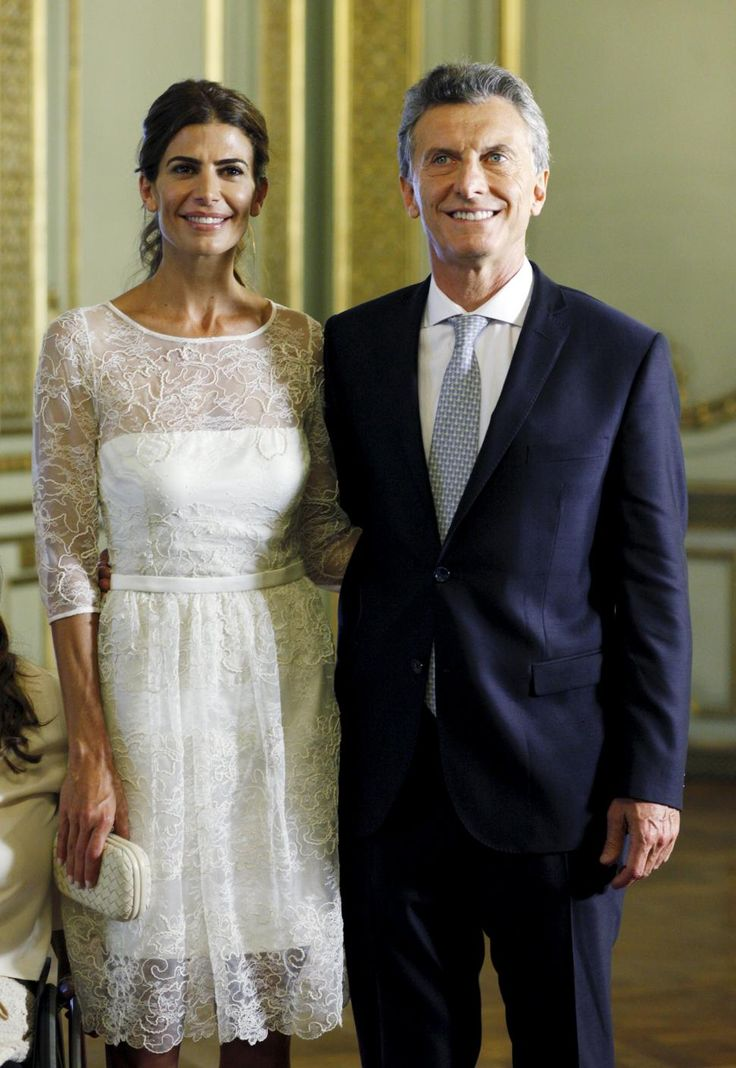 Juliana Awada dress