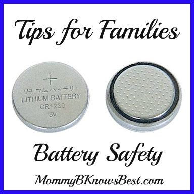 17 Best Ideas About Battery Safety On Pinterest