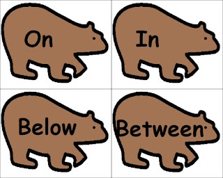 We're Going On a Bear Hunt book activity/printables