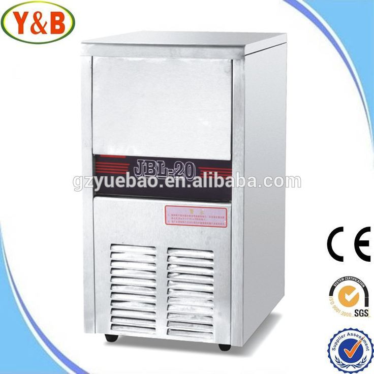 """""""CE, CB 20L industrial commercial ice maker for sale"""""""