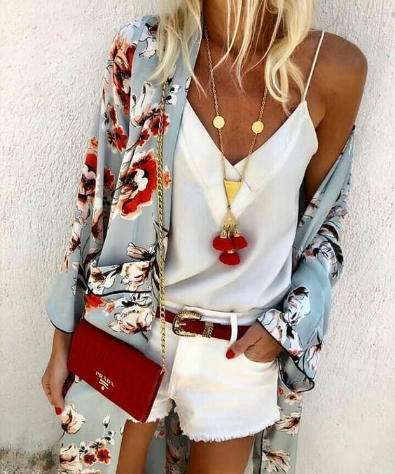 2b5eb590c Bijoux mode: street style summer 2019 | Clothesline in 2019 ...