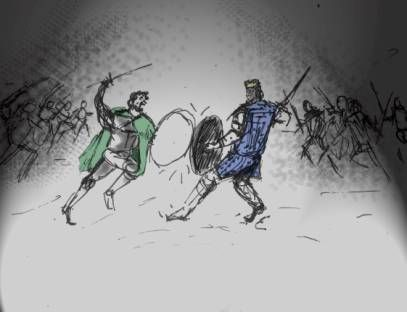 evaluating the relationship between macbeth and duncan in the play macbeth Macbeth essay study play characterize the relationship between macbeth and lady macbeth if the main theme of macbeth is ambition, whose ambition is the driving.