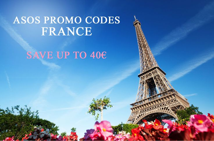 new ASOS codes for France. The more you spend the bigger reduction you will get. http://www.codesium.com/asos-discount-code/