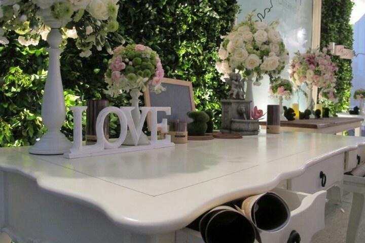 Sweet corner decor by dekor indonesia