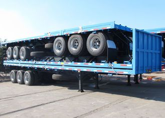 David    Tel/what's app : +86 186 152 01302     E-mail  :  info@cimcvehicles.cn  China CIMC 40 ft flatbed trailer for container transporting high bed trailer 20 ft hi trailers for sale supplier