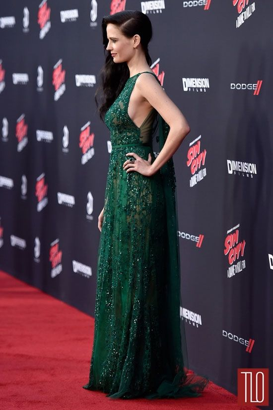Eva-Green-Sin-City-A-Dame-To-Kill-For-Movie-Premiere-Elie-Saab-Couture-Red-Carpet