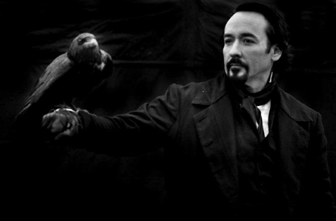 John Cusack to play Edgar Allen Poe, fall 2011. Sweet Lord, as if I wasn't already completely smitten with the man.