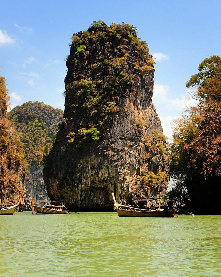 Ao Phang Nga National Park - Phuket Island, Thailand (TH) / por Matt Prosser
