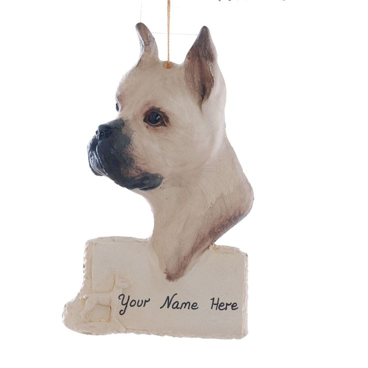 71 best Dog breed Christmas Ornaments images on Pinterest ...