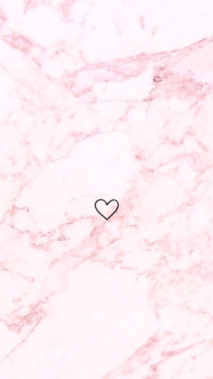 Pink marble with heart – #Heart #marble #marbre #P…