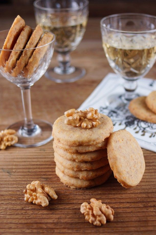 ... French Friday, Patti Price, Cheese Straws, Walnut Crackers, Holiday