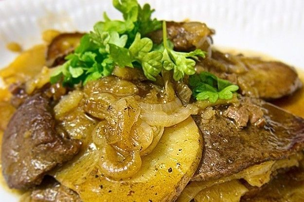 This delicious meat stew comes all the way from Blekinge in southern Sweden.