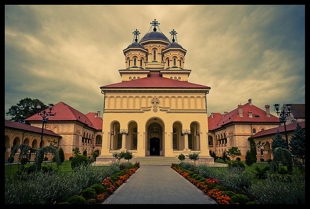 Alba Iulia, Romania  Orthodox Cathedral