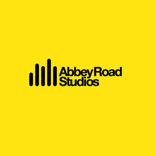 Abbey Road Studios identity rebrand icon music recording studio marque logo