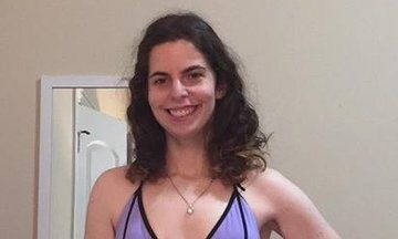 Woman's First Bikini Photo Ever Goes Viral For The Best Reason