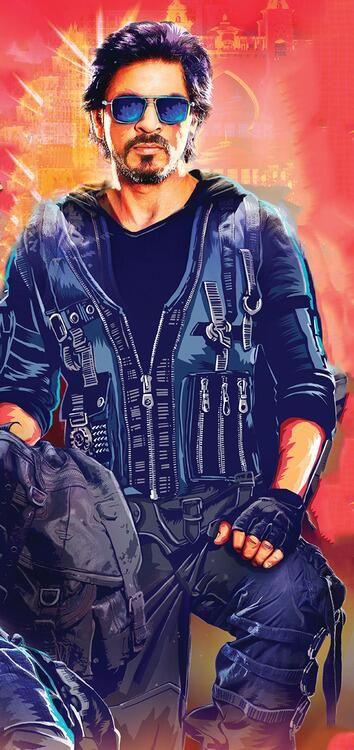 Shah Rukh as Charlie - Happy New Year (2014)