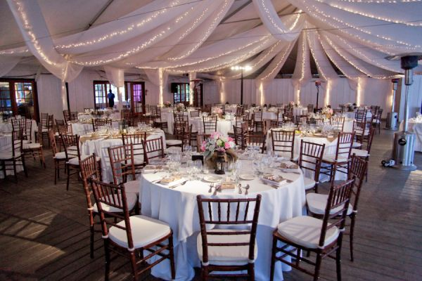 Indoor Wedding Themes: Elegant Rustic Reception Decor Ideas