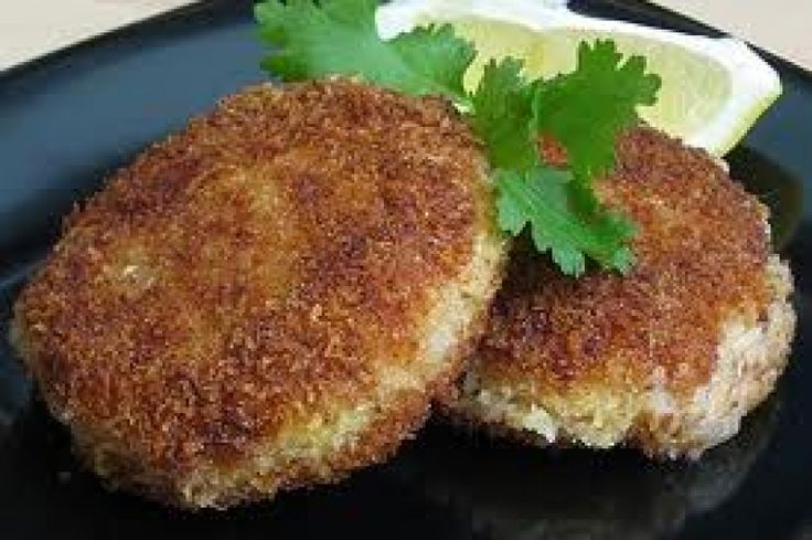Salmon Croquettes and Camembert - gourmed.com
