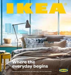 It's here! Wake up to the 2015 IKEA Catalog - IKEA Hackers