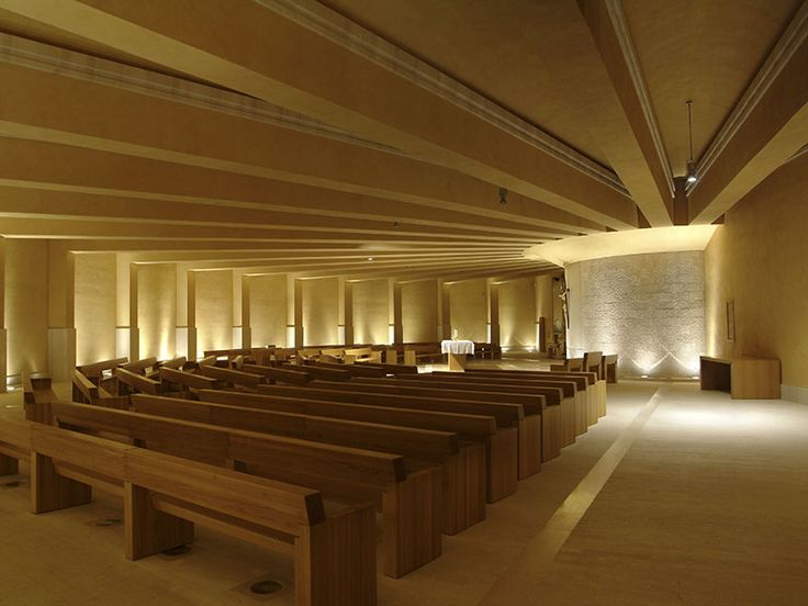 San Giovanni Rotondo - Sanctuary of St. Pio | Interior