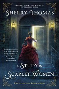 10 new mystery books to read for fans of Sherlock Holmes, including A Study in Scarlet Women by Sherry Thomas.