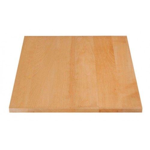 Beuken blad blank 4,5 cm dik