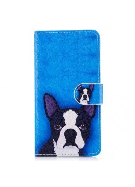 Housse Sony Xperia XZ Premium - Terrier de Boston