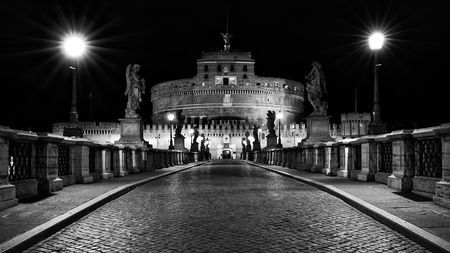 Silent witness of history Photo by Giovanni Giuliani -- National Geographic Your Shot