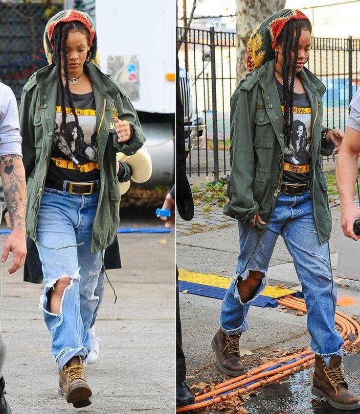 """Rihanna a Rasta in new movie """"Oceans Eight"""""""