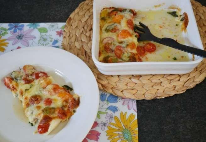 Welp Panga uit de oven met mozzarella   Recept (met afbeeldingen VL-15