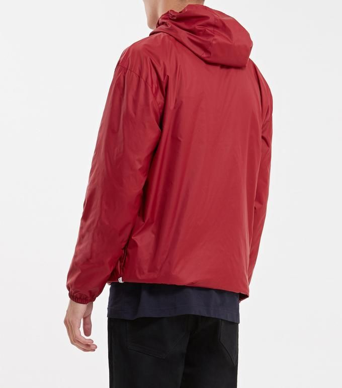 NICCE CORE CAGOULE | RED | Casual wear for men, Casual wear